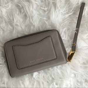 Marc Jacobs Recruit Leather Wallet